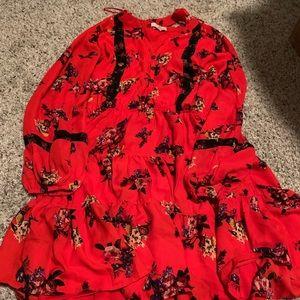 GB floral dress